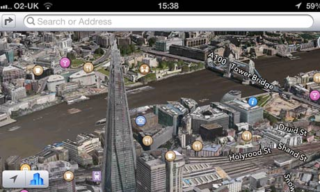 How Apple Maps won on UK iPhones over Google Maps - despite