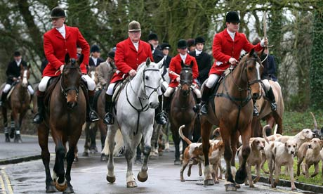 Avon Vale Boxing Day Hunt