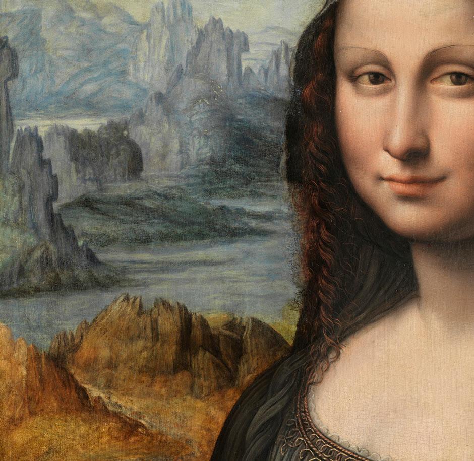 The Real Mona Lisa Prado Museum Finds Leonardo Da Vinci