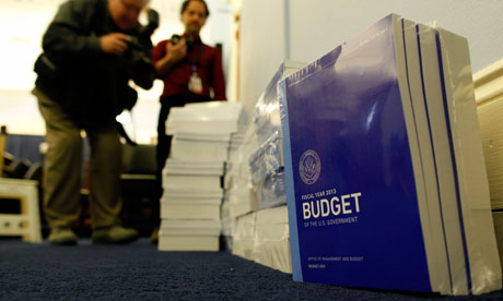 Copies Obama's Fiscal Year 2013 budget