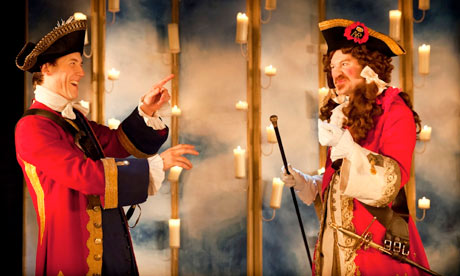 The Recruiting Officer Review Stage The Guardian