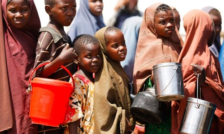 Famine conditions in Somalia have ended, UN states