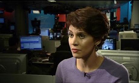 BBC Persian boss, Sadegh Saba, was accused of raping popular talkshow presenter Pooneh Ghoddoosi