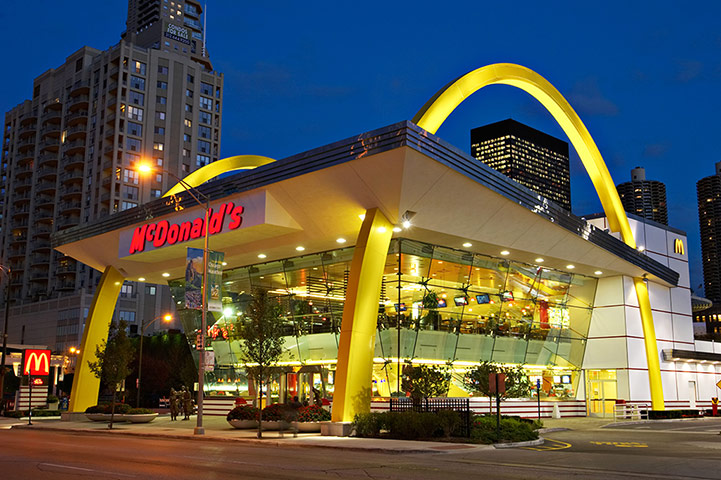 Famous Fast Food Restaurants In Chicago