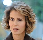 Syrian first lady, Asma al-Assad