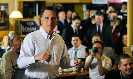 Mitt Romney in Illinois