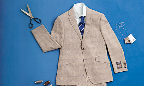 Marks & Spencer Savile Row Inspired suit