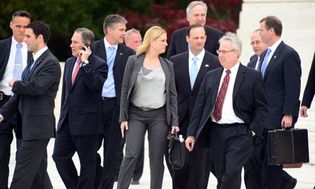 Attorneys general leave the supreme court