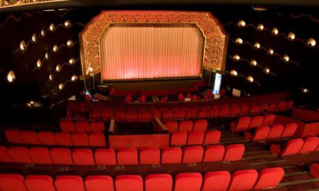 Would you welcome tweet seats in theatres poll stage theatre seats freerunsca Gallery