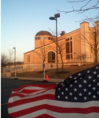 Noor mosque in Dublin, Ohio