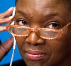 United Nations Under-Secretary-General for Humanitarian Affairs Valerie Amos