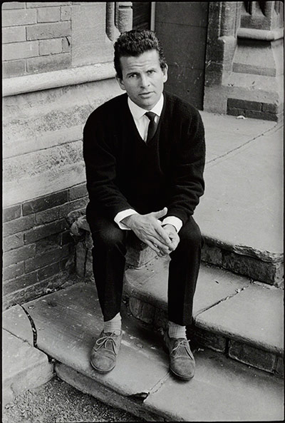 Faces of the 60s: Peter Rand at the National Portrait ...