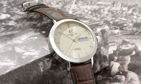 Christopher Ward watch