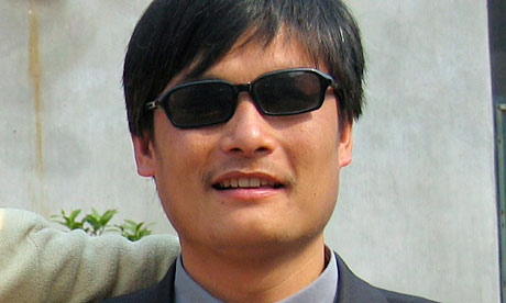 Cheng Guangcheng has been held under house arrest for more than a year