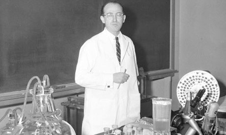 edward salk developed a vaccine against what