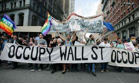 Occupy May Day as it happened World news theguardiancom