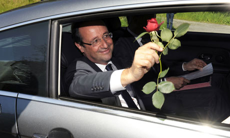 Hollande reveals wealth
