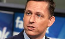 Peter Thiel facebook