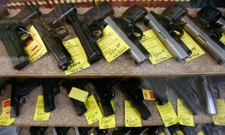 guns US