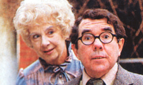 Ronnie Corbett in 'Sorry'