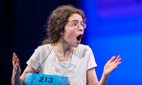Scripps National Spelling Bee - Semifinals