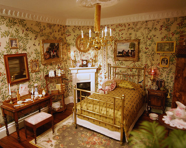 Dolls Houses Small But Perfectly Formed Life And Style