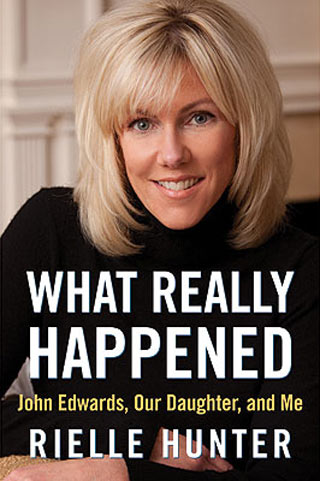 Rielle Hunter book