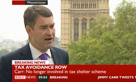 David Gauke, Treasury minister
