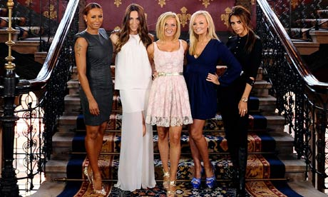 The Spice Girls launch West End musical Viva Forever!
