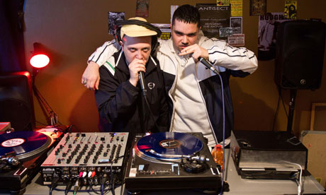 Make The Cut >> MC Sniper: how to be a pirate DJ | Music | The Guardian