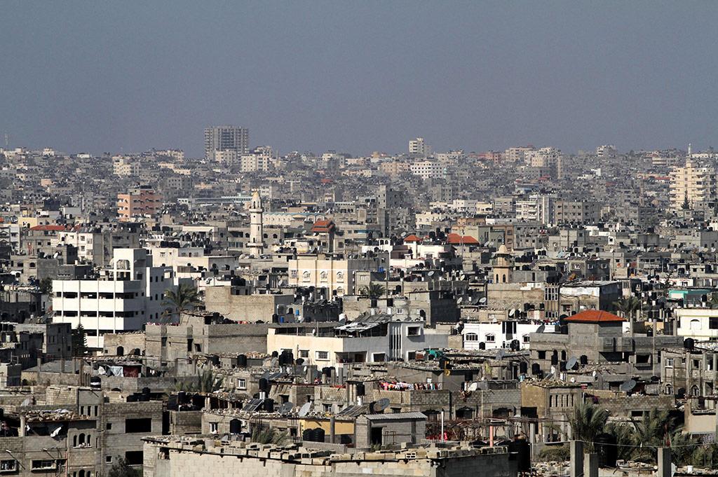 Gaza city gaza strip