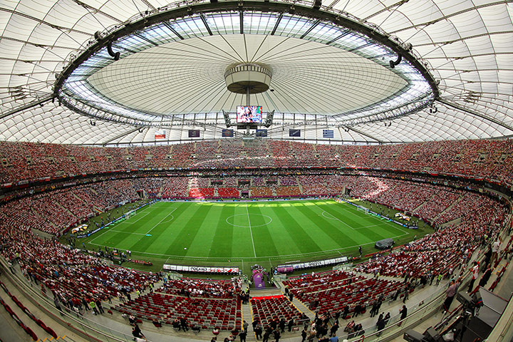 poland v greece in pictures football the guardian. Black Bedroom Furniture Sets. Home Design Ideas