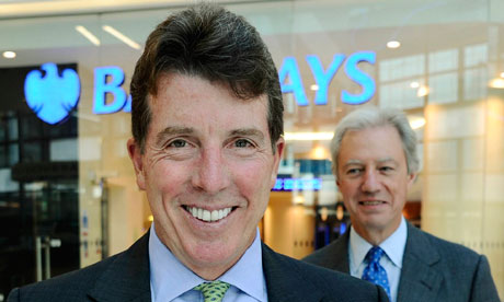 Ed Miliband says Barclays chief Bob Diamond should follow chairman Marcus Agius and resign