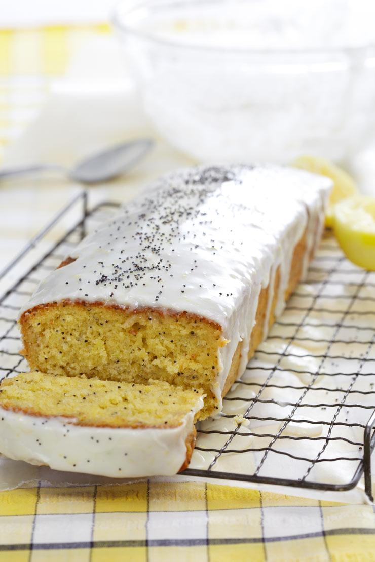 Cranks Lemon Drizzle Cake Recipe