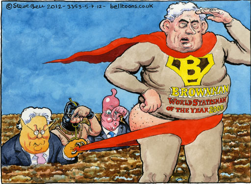 Steve Bell for The Guardian @procartoonist.org