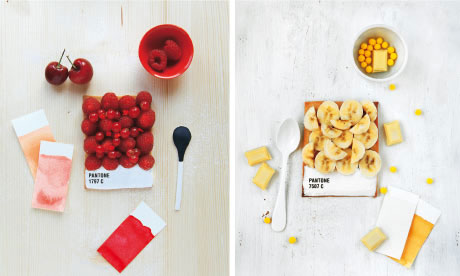 Artists Working With Or Inspired By Food Recipes