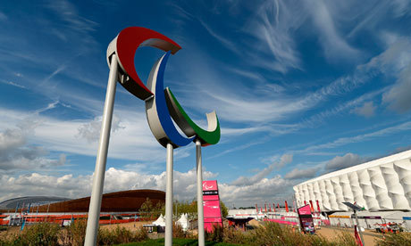 2012 London Paralympics - Previews - Day -1