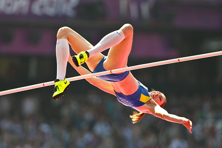 London 2012: Women's high jump - in pictures | Sport | The ...