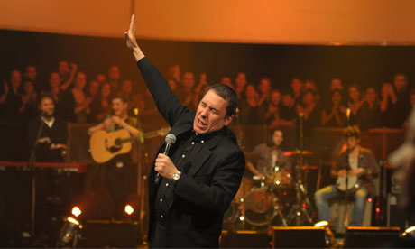 'Later with Jools Holland' TV programme, London
