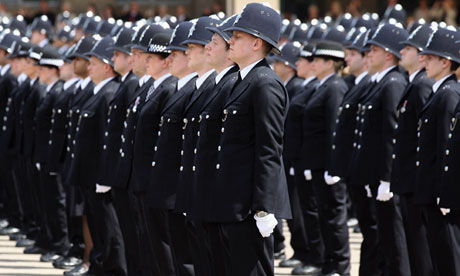 Police commissioners will be accountable for how crime is dealt with in their police forces