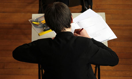 The English Baccalaureate certificate will replace the GCSE exam for 16-year-olds in England