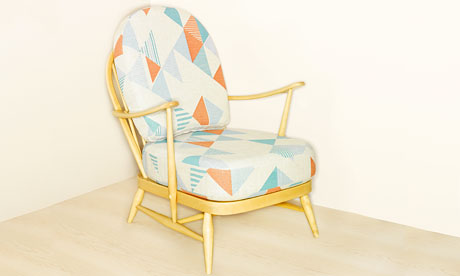 Ercol Windsor easy chair