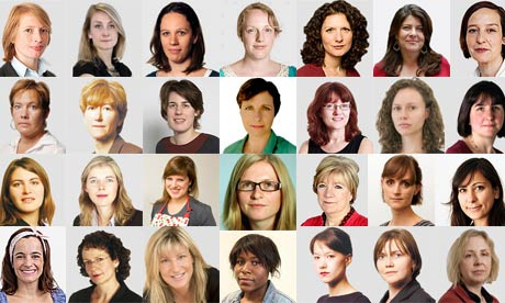 Representation of women in media