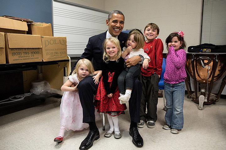 A Year in the White House: A Year in the White House