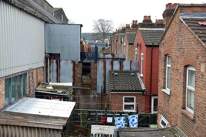 Anyone Been To Loftus Road The Terrace Jambos Kickback