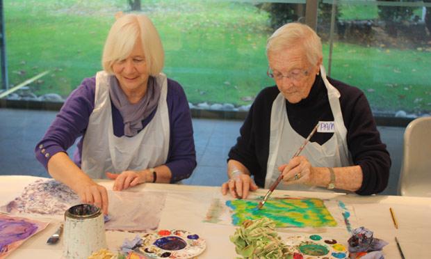 Prescribing Art For Older People Healthcare