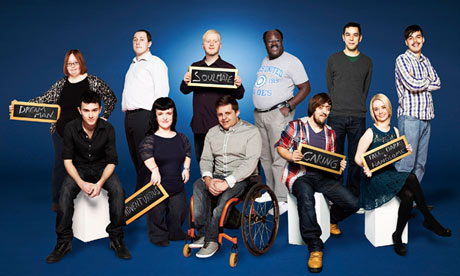 The Undateables movie