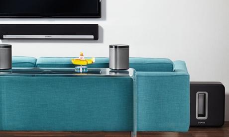 Review: Sonos Play:5 packs premium sound in a sleek wireless ...