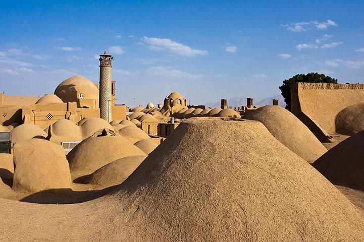 Cupolas of the baazars a 008 زیباترین مناظر دیدنی ایران از نگاه سایت خارجی گاردین + عکس