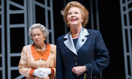 Handbagged at the Vaudeville theatre in London